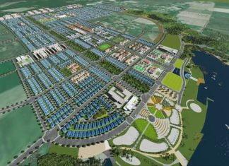 Quy hoạch trung tâm hành chính huyện Bắc Tân Uyên (Bình Dương)