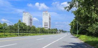 Căn hộ AROMA trung tâm Thành phố mới Bình Dương