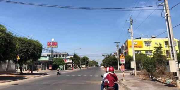Thực tế dân cư xung quanh dự án dân cư và siêu thị  Trảng Bom