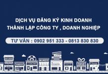Dịch vụ đăng ký kinh doanh, thành lập doanh nghiệp tại Bình Dương
