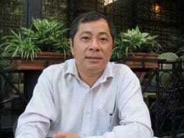 Chuyên gia kinh tế, tiến sĩ Đinh Thế Hiển.