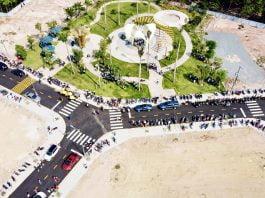 Công viên dự án Victory City Bắc Tân Uyên