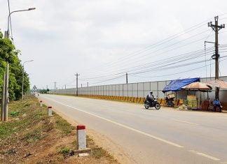 Thực tế hạ tầng Khu dân cư Bình Sơn (Long Thành) ngày 17/05/2020