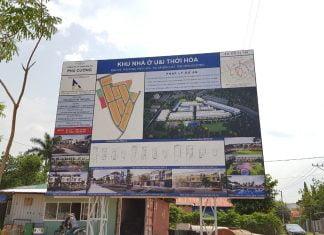 Thực tế dự án Avenue City