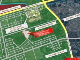 Dự án Avenue City Bình Dương