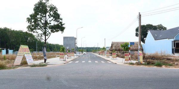 Bán lô đất 60m2 tại Khu nhà ở Mỹ Phước Khánh, Phường Mỹ Phước (Bến Cát)