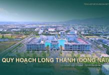 Quy hoạch huyện Long Thành (Đồng Nai) giai đoạn 2020 - 2030