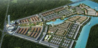 Phối cảnh dự án Phú An Điền