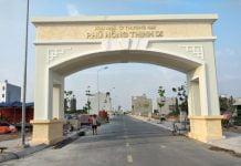 Một dự án của Công ty bất động sản Phú Hồng Thịnh