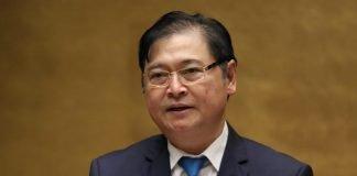 Ông Phan Xuân Dũng, Chủ nhiệm Ủy ban KHCN-MT Quốc hội trình bày báo cáo giải trình, tiếp thu, chỉnh lý dự án luật của Ủy ban Thường vụ Quốc hội ẢNH GIA HÂN