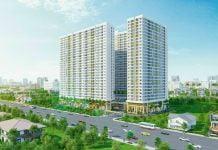 Phối cảnh tổng thể dự án Legacy Central Kim Oanh