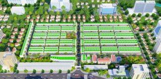 Phối cảnh dự án Phương Toàn Phát (Golden City Bến Cát)