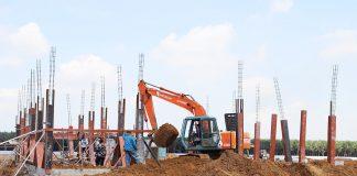 Cập nhật hạ tầng dự án Century City tháng 06/2020