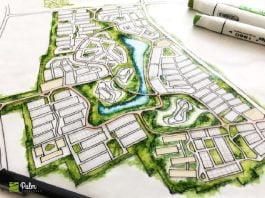 Thiết kế của Ecological City mang xu hướng của một khu đô thi sinh thái gần gữi thiên nhiên