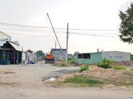 Bán đất 110m2 khu 69 nền Kim Oanh, đã có sổ hồng
