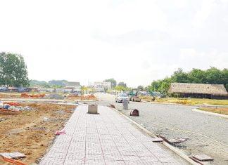 Thực tế hạ tầng dự án PHương Toàn Phát tháng 07/2020
