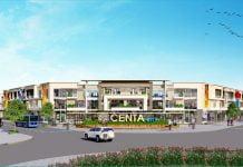 Phối cảnh Khu đô thị Centa City