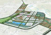 Quy hoạch Khu đô thị phía Đông thành phố Đồng Xoài (Bình Phước)
