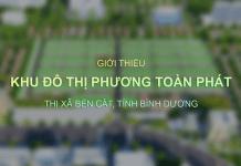 Video giới thiệu Khu đô thị Phương Toàn Phát - Golden City