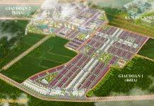 Phối cảnh tổng thể Khu đô thị An Phú long Garden