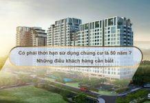 Những điều có thể khách hàng chưa biết về loại hình căn hộ chung cư ?