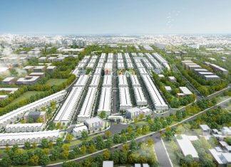 Phối cảnh giai đoạn 1 (46ha) dự án An Phú Long Garden