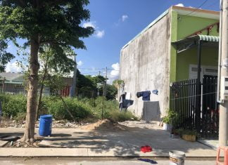 Hình ảnh thực tế Khu dân cư Rich Home 2 (Tháng 08/2020)