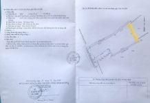 Cần bán lô đất diện tích 4.415,5m2 mặt tiền đường Trần Quang Diệu, thành phố Dĩ An
