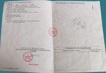 Sổ hồng lô 60,5m2 tại Khu nhà ở An Phú Hưng (Phường An Phú, Thuận An)