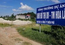 Khu dân cư Hòa Lân, phường Thuận Giao, thành phố Thuận An
