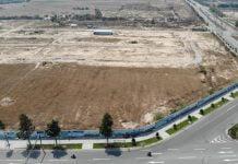 Dự án Khu đô thị Tân Phú (43ha) là khu đất vàng đang vướng pháp lý