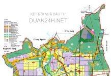 Quy hoạch đô thị Nam Bến Cát (Bình Dương) tầm nhìn đến năm 2050
