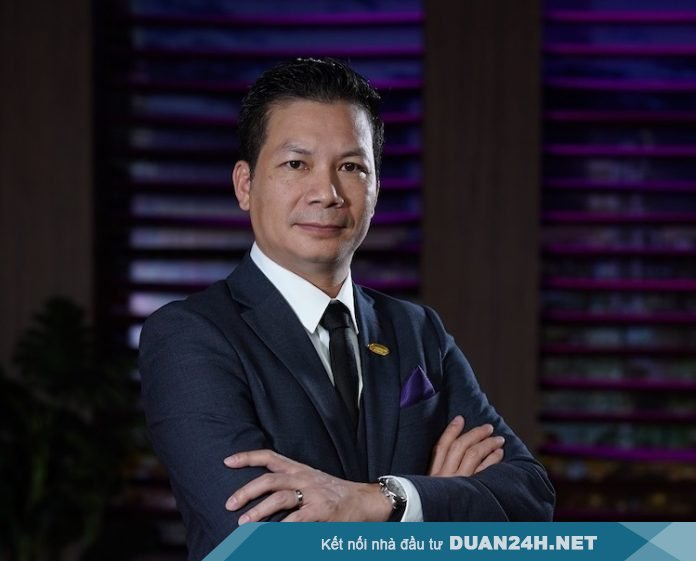 Chân dung doanh nhân Phạm Thanh Hưng
