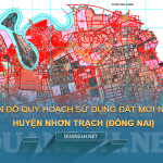 Tải về bản đồ quy hoạch sử dụng đất huyện Nhơn Trạch (Đồng Nai)