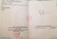 Sổ hồng lô góc 109m2 đường DX 058 phường Phú Mỹ - Thủ Dầu Một