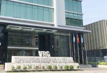 Tòa nhà VRG Building (Tập đoàn cao su Việt Nam).