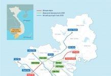 Danh sách các dự án đường cao tốc tại đồng bằng sông Cửu Long