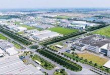 Khu công nghiệp Hiệp Thạnh (Tây Ninh) có quy mô 574 ha