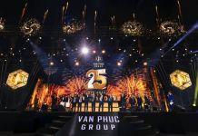 Vạn Phúc Group kỷ niệm 25 năm thành lập 1995 - 2020