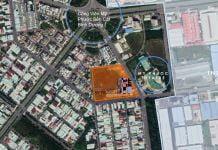 Vị trí xây dựng Chung cư Mỹ Phước 2 (My Phuoc 2 Ruby Holding Apartment)