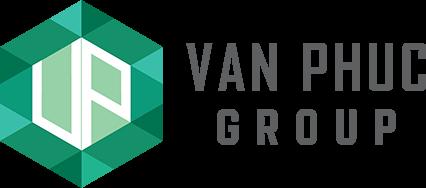 Logo nhận diện của Tập đoàn Vạn Phúc