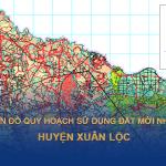 Quy hoạch sử dụng đất huyện Xuân Lộc (Đồng Nai)