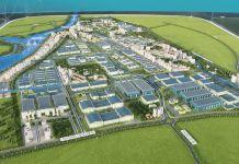 Mô hình Khu công nghiệp - Độ thị - Dịch vụ Liên Hà Thái