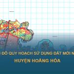 Tải về bản đồ quy hoạch huyện Hoằng Hóa (Thanh Hóa) mới nhất