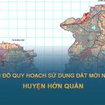 Tải về bản đồ quy hoạch sử dụng đất huyện Hớn Quản (Bình Phước)