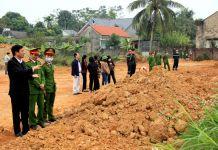 Tìm hiều về điều kiện, trình tự, thủ tục cưỡng chế thu hồi đất