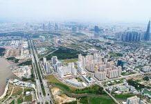 """TP HCM xây dựng """"Đề án chuyển một số huyện thành quận (hoặc thành phố thuộc TP.HCM)"""" giai đoạn 2021 - 2030."""