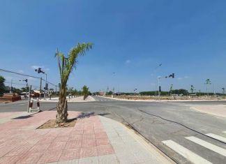 Thực tế hạ tầng dự án Khu nhà ở Bàu Bàng (New Land)