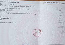 Sổ hồng lô đất 103m2 đường số 38, Khu tái định cư Phú Chánh B