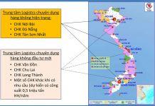 Logistics hàng không là xu thế phát triển mới tại Việt Nam